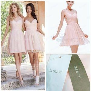 NWT J. Crew Bridesmaid Dress